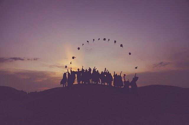 卒業と夜明け